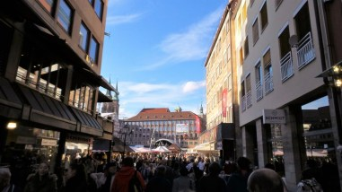 The Altstadt Festival in Nuremberg