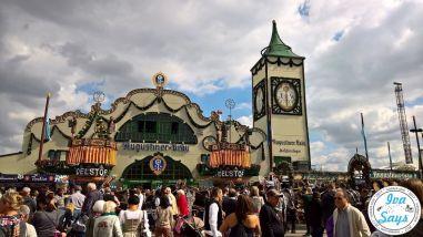 Augustiner-Brau Oktoberfest Munich 2017