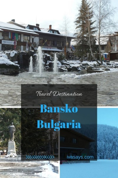 A winter tale in the Balkans: Visiting and exploring Bansko, Bulgaria.