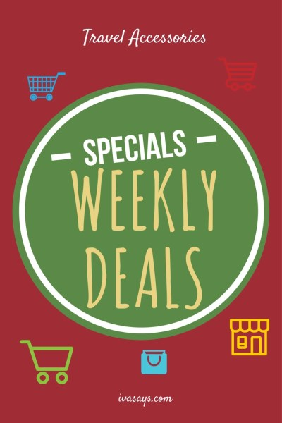 Weekly Deals on Iva Says
