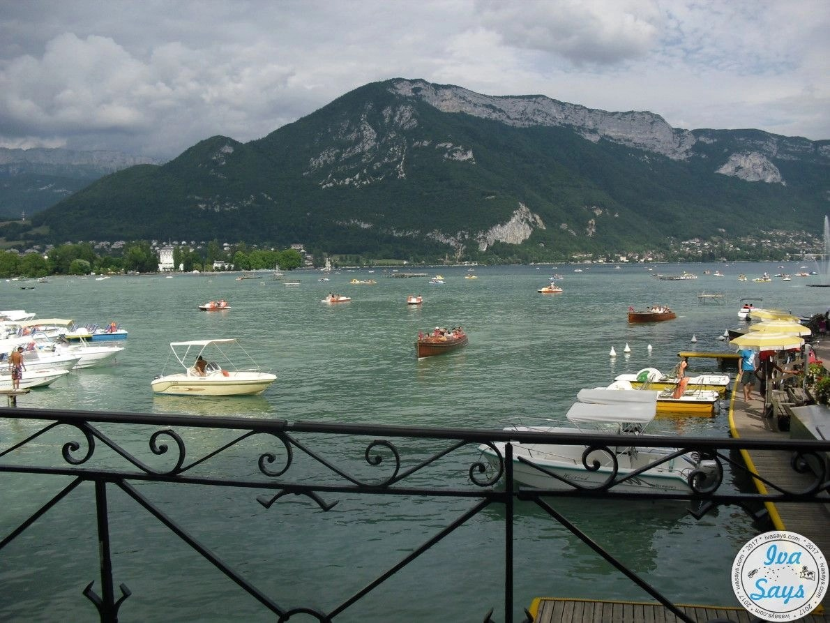 Yay to Annecy, France