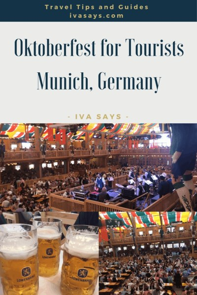 Travel Tips and Guide to Oktoberfest Munich 2017