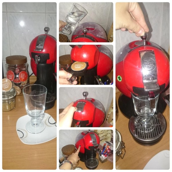 Instructions how to use a Dolce Gusto coffee machine (with pictures) - Iva Says