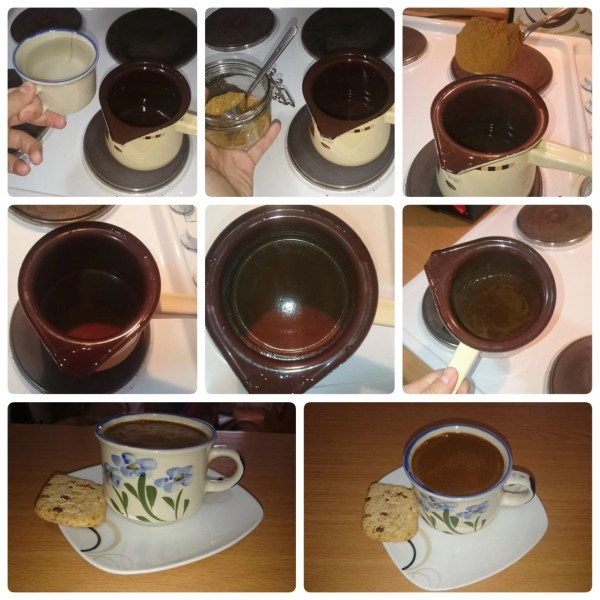 Instruction on how to make Turkish coffee (with pictures) - Iva Says