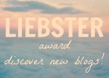 Liebster award nomination for 2018 - Iva Says