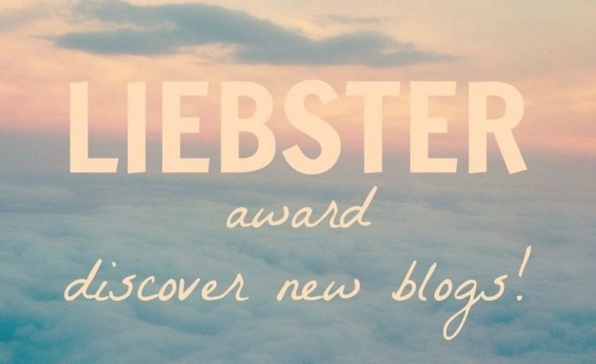 Liebster award nomination for 2018 - Iva Says