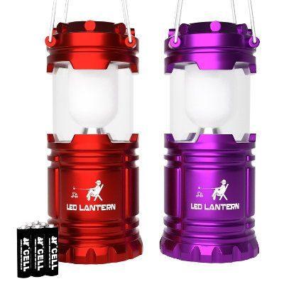 Travel gear deals under 25 - LED Camping Lantern Flashlights Camping Equipment