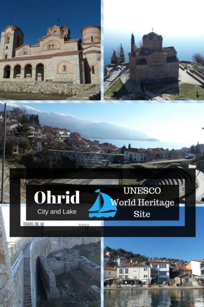 Ohrid, Macedonia has been a UNESCO World Heritage Cultural and Natural Site since the 1980s. Ohrid Lake is also the oldest lake in Europe. There are many more historical reasons why Ohrid should be on anyone's bucket list to visit this wonderful place. travel   cultural travel   romantic travel   buck list   Europe travel