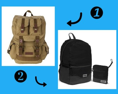 Great deals on travel bags for under $25. Perfect for any traveler for different adventures.