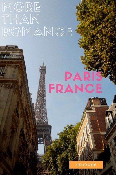 Paris is much more than just the romance capital of the world. This French capital offers  rich history, art, sights, and wonderful views.