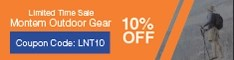 MontemLife Outdoor Gear 10% OFF with Coupon Code: LNT10