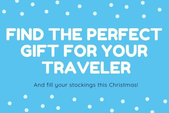 Find the perfect gift for your traveler graphic.
