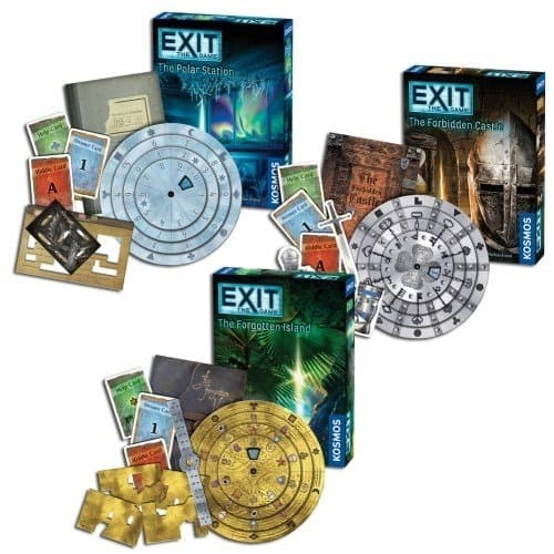 Thames & Kosmos Exit Games