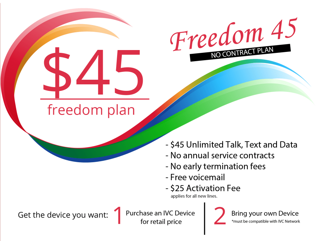 Freedom voicemail number