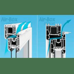 Air-Box Comfort Вентиляционный клапан