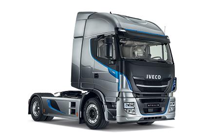 New STRALIS Truck IVECO