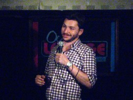 Live Show #6 Stand Up Performer Geoff Schoenberg