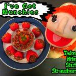 Stuffed Strawberry 3