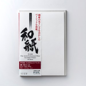 Kozo Thick White 110 gr./m²