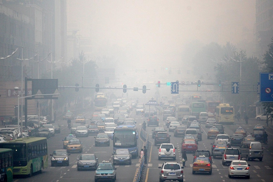The Risk of Car Exhaust Fumes on the Health of Motor-Scooter Riders - iVespa