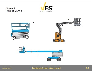 Aerial Lifts Digital Training Aid *Download · IVES