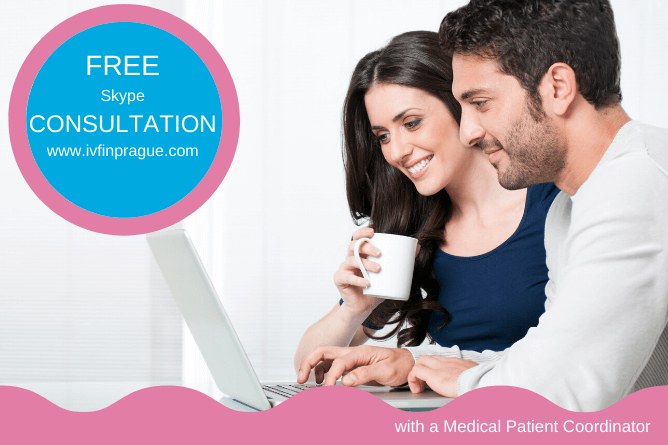 Free Skype consultation - IVF and Egg Donation Prague, Czech republic