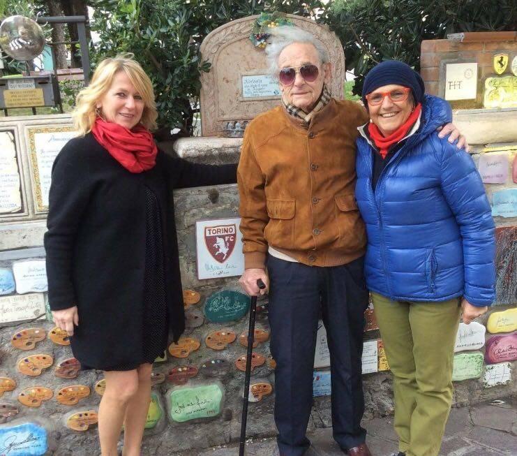 Alassio sul Muretto torna la piastrella del Torino  IVGit