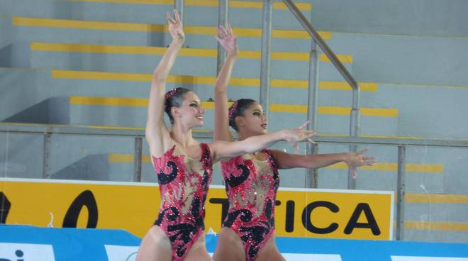 Nuoto sincronizzato Savona ospita il campionato italiano
