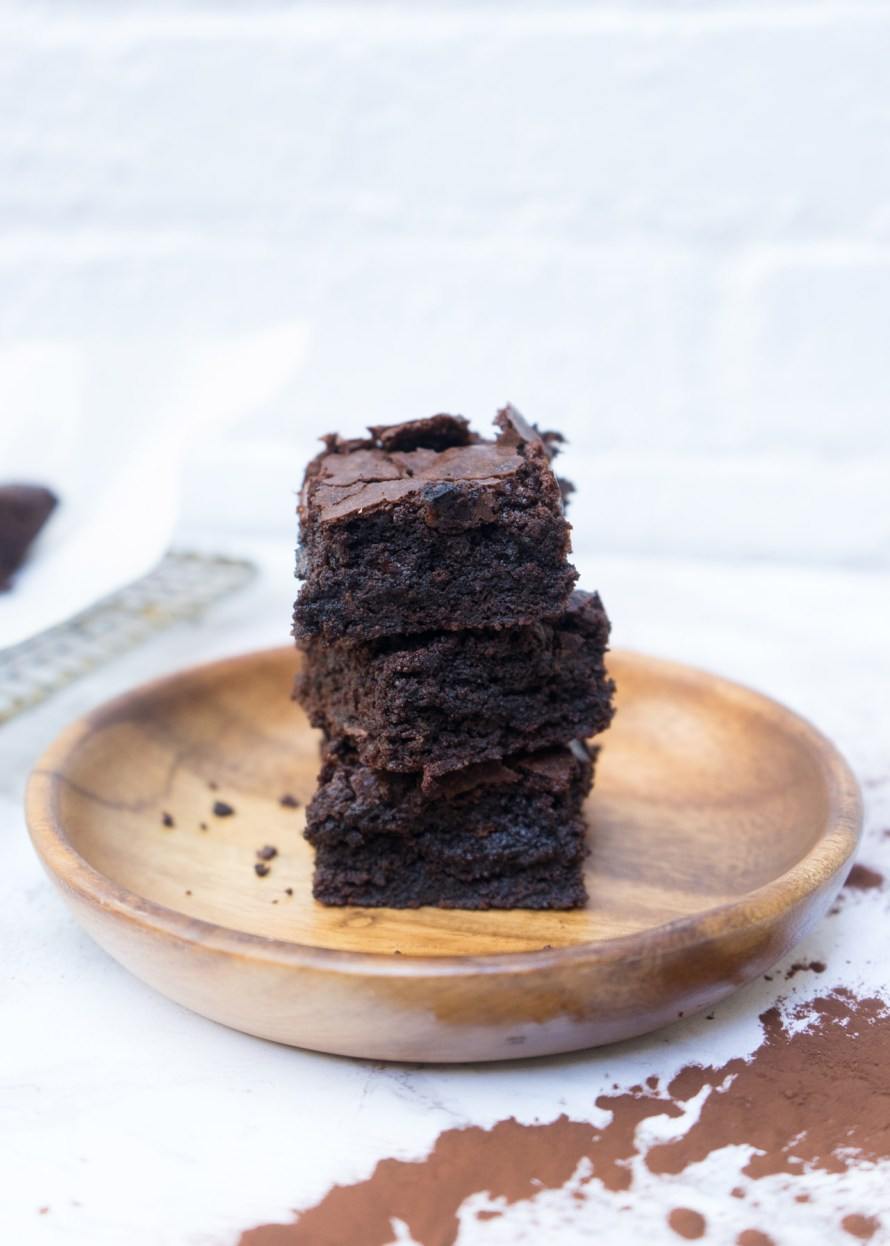 Avocado Oil Brownies