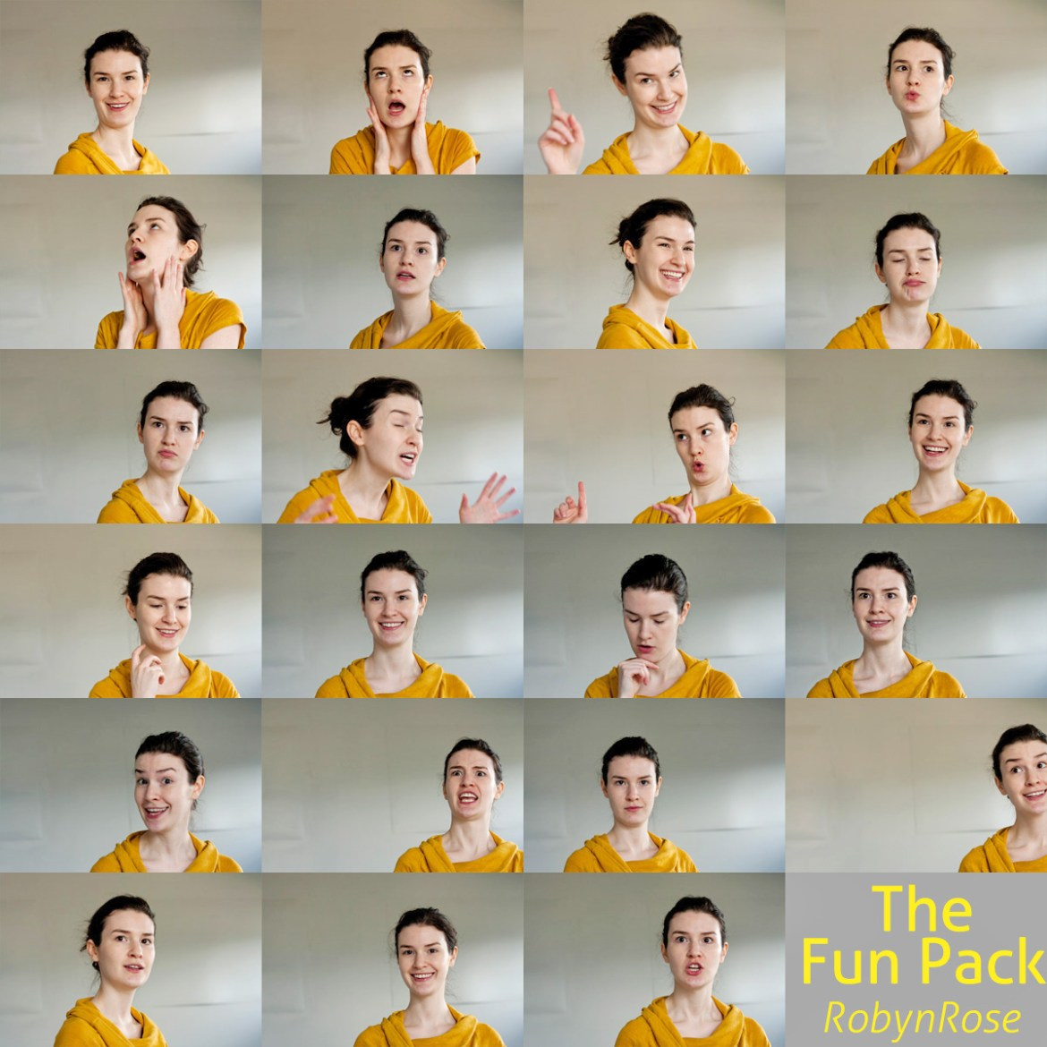 Robyn Rose, The Fun Pack