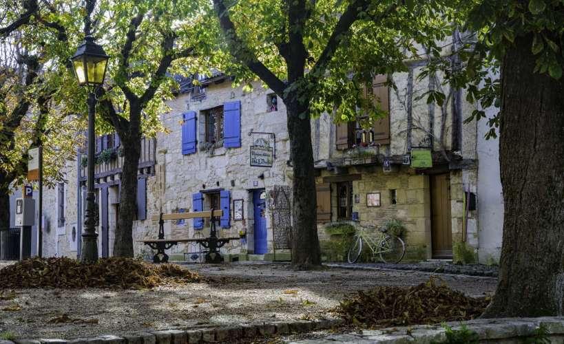 piazzetta di Bergerac
