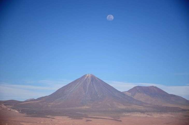 Valle della Luna - deserto di Atacama