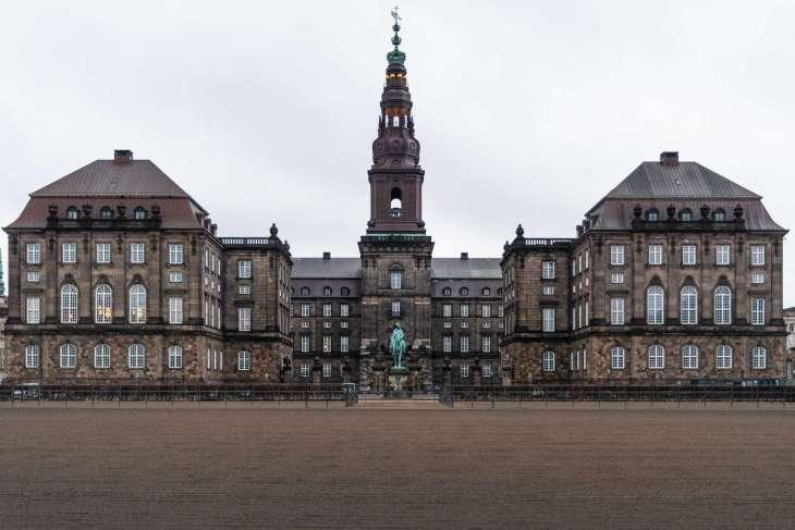 Chrsitansborg Slot, Copenaghen