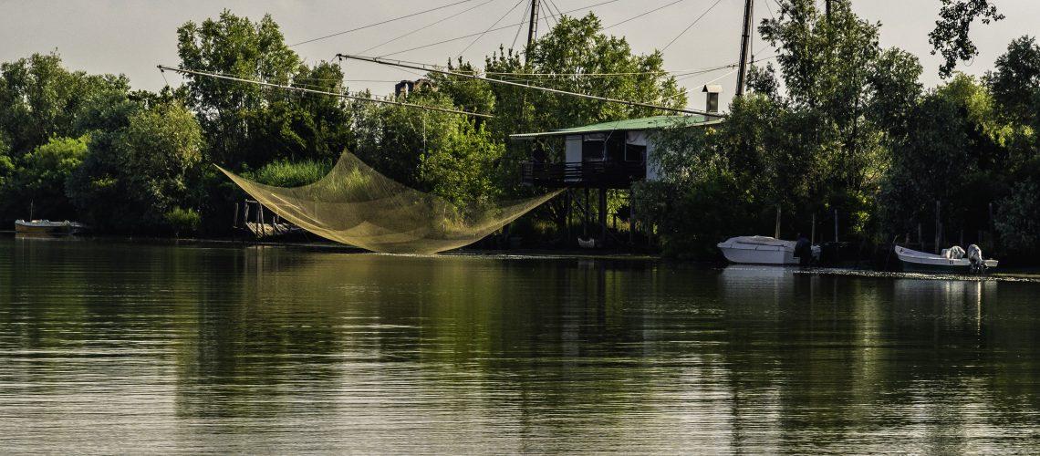 Delta del Po tra terra e acqua