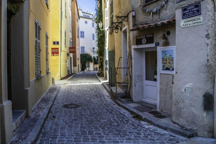 Un giorno a Saint-Tropez, charme fuori stagione