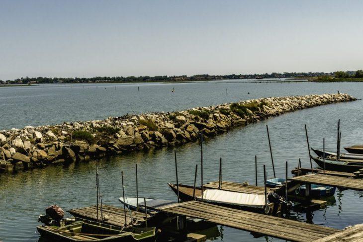 Il Delta del Po in moto, suggestioni tra acqua e terra
