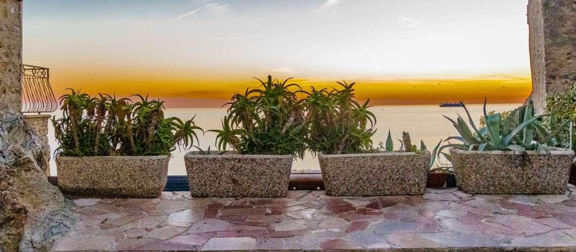 tramonto a Tellaro