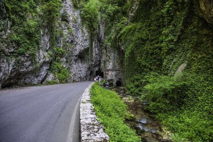 La strada più bella del mondo è sul lago di Garda