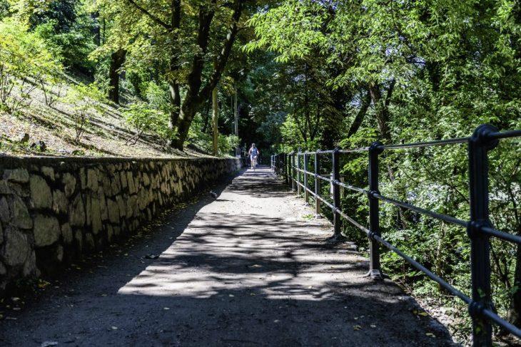Merano e le passeggiate romantiche di Sissi