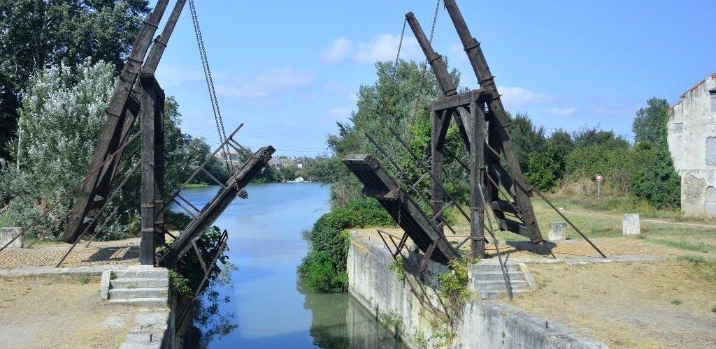 ponte di Langlois dipinto da Van Gogh