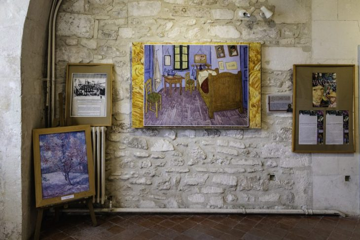 Il manicomio di Van Gogh a Saint-Rémy de Provence