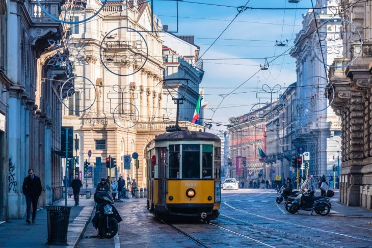 Sant'Ambrogio e la Prima della Scala, Il Natale di Milano
