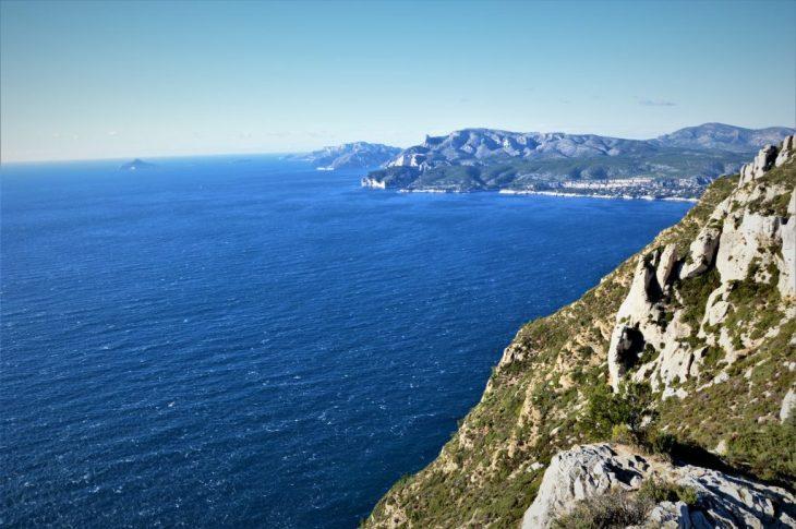 La route des crêtes: le falesie del Mediterraneo francese