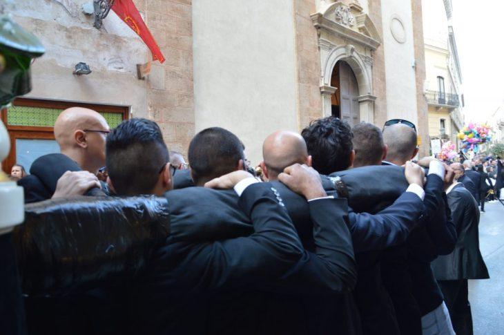 La processione dei Misteri di Trapani, pietà popolare