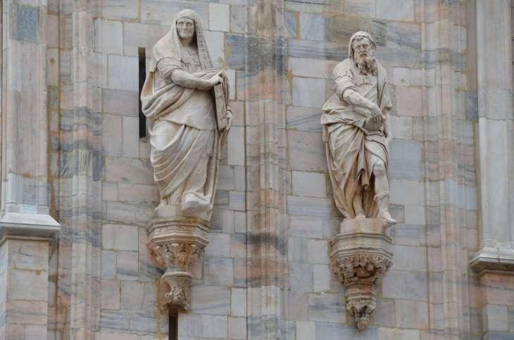 La fabbrica del Duomo di Milano è ancora attiva