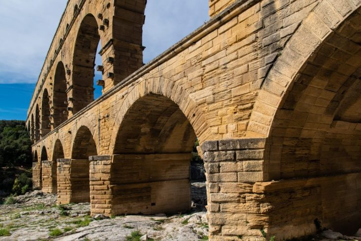 Pont du Gard, l'acquedotto capolavoro dei romani