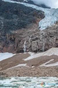Cavell Glacier