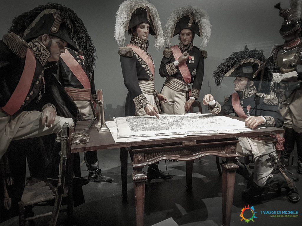 Waterloo - Mémorial 1815 - Scene dal Campo
