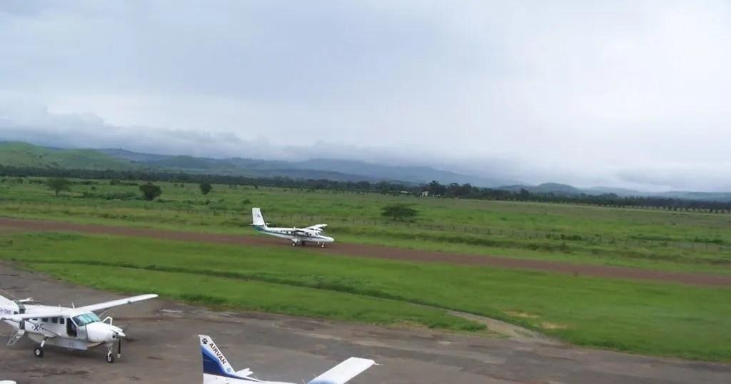 La pista di Arusha
