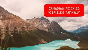 Montagne Rocciose Canadesi, Icefields Parkway